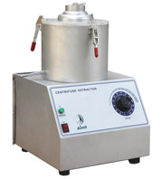 Centrifuge Extractor, capacity 1500 g,  Electrically Operated (AIM 563-1) Ref Stds : ASTM D 2172, AASHTO T 58, T 164